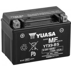 BATERIA YUASA YTX9-BS DE GEL PARA HONDA CBR 600 KTM DUKE 200 Y OTRAS