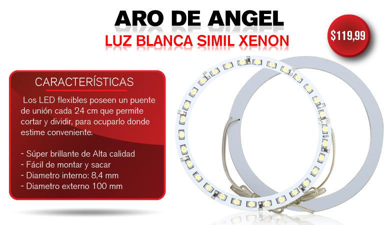 ARO DE ANGEL BLANCO