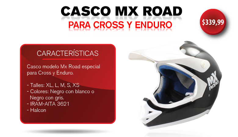 CASCO MX ROAD